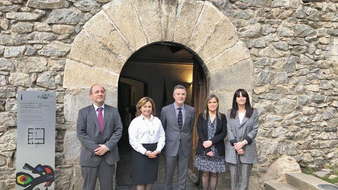 Panamá  y Andorra estrechan colaboración