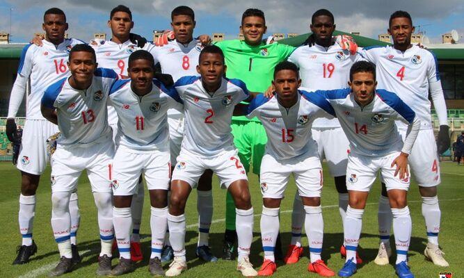 Sub-20 de Panamá cae en su penúltimo amistoso ante Ecuador