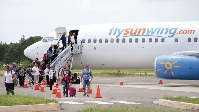 Cuando el turismo se tropieza con la seguridad