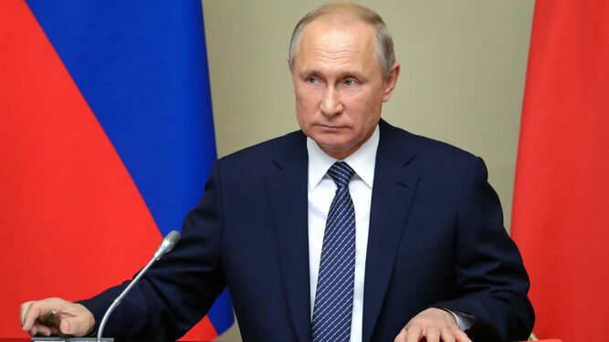 Vladimir Putin llama a Washington a dialogar sobre el desarme para 'evitar el caos'