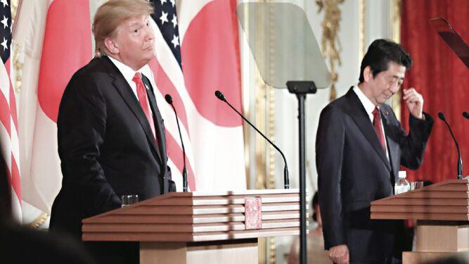 Donald Trump: no pretendemos derrocar al régimen iraní