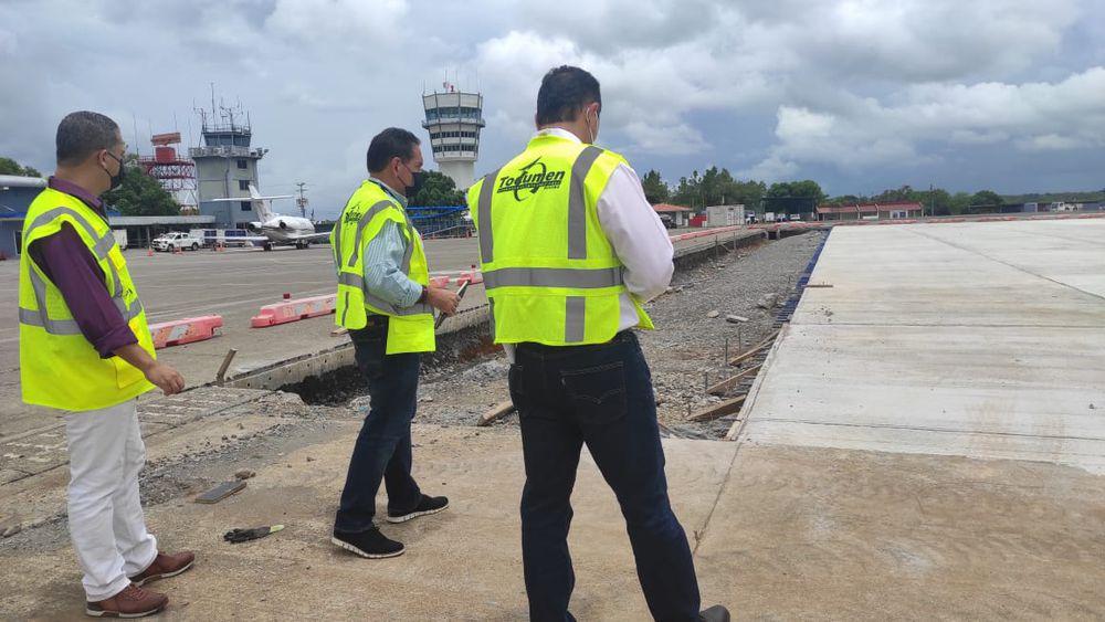 Aeropuerto Enrique Malek se prepara para la reactivación económica de Chiriquí