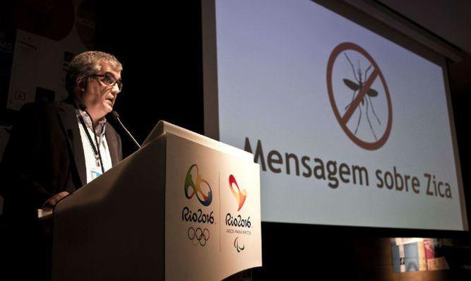 Comité organizador de Juegos Olímpicos de Río-2016, preocupado por zika