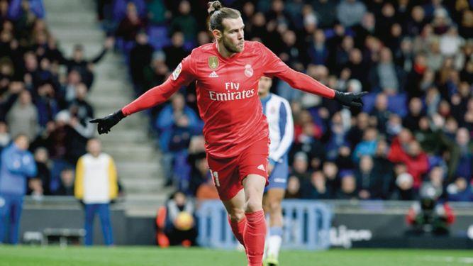 Zidane señala que el galés Bale podría dejar al Real Madrid