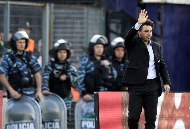 Boca Jrs y River Plate jugarán este martes el primer partido de semifinales