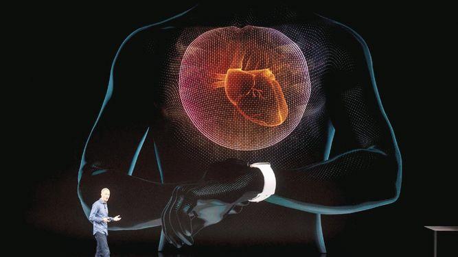 Apple lo tiene claro: el futuro del reloj es la salud