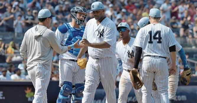 Venezolano Font apaga bates de los Yankees