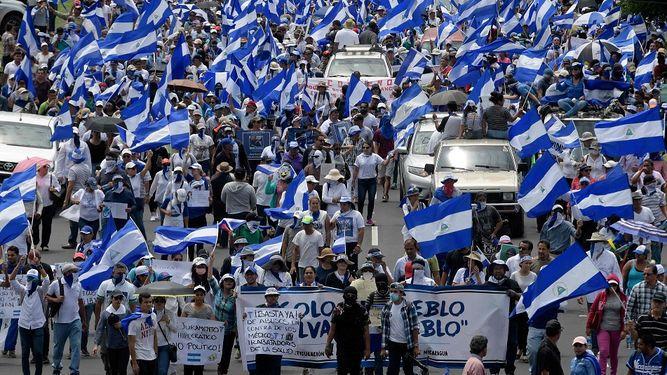 Nicaragua suspende festejo religioso en solidaridad con víctimas de represión