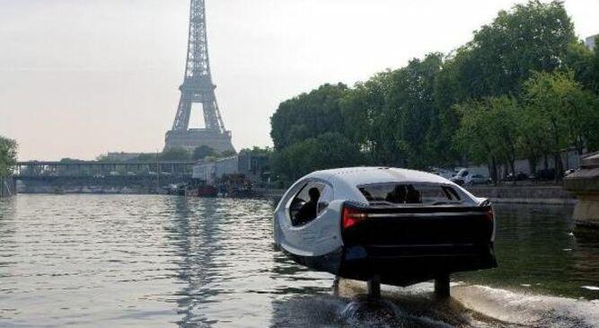 Los barco-taxis del Sena serán puesto de nuevo a prueba