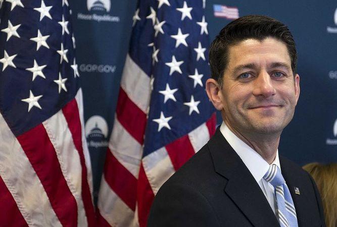 Republicanos reeligen a Paul Ryan como presidente de la cámara baja de Estados Unidos
