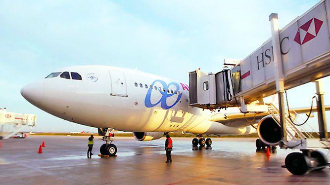 Air Europa llega este viernes a Tocumen