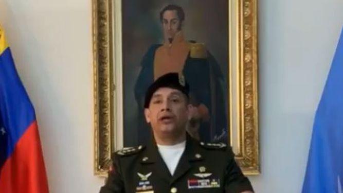 Venezuela: un alto oficial se declara en desobediencia