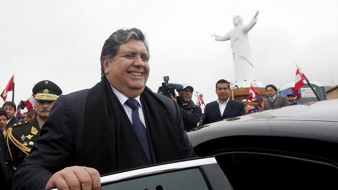 Alan García, un expresidente acorralado por la justicia
