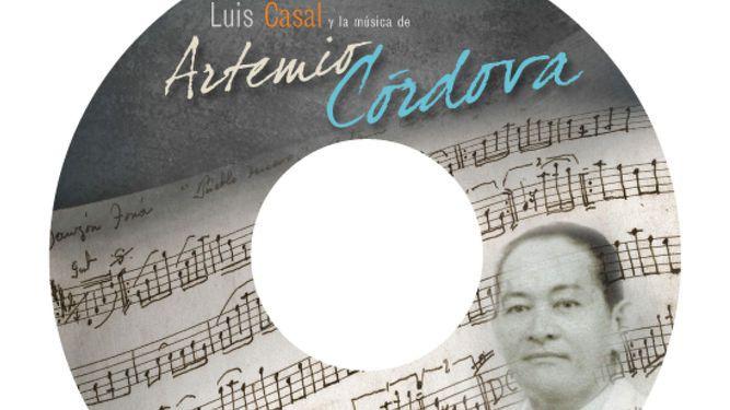 Editan disco del compositor santeño Artemio Córdova