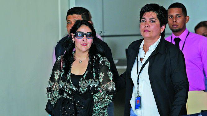 'Hicieron conmigo lo que les dio la gana', confiesa Evelyn Vargas