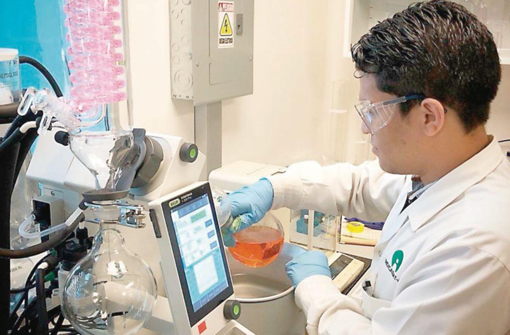 Indicasat -AIP colabora en estudio  sobre  suplemento alimenticio contra el virus
