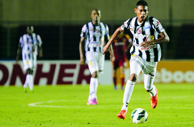Ismael Díaz es el nuevo fichaje del FC Porto de Portugal