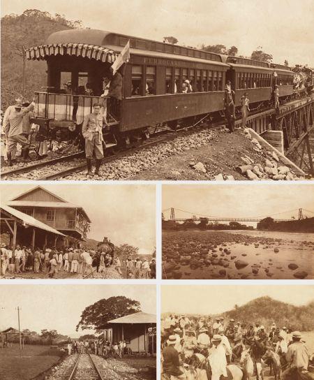 El ferrocarril de Chiriquí