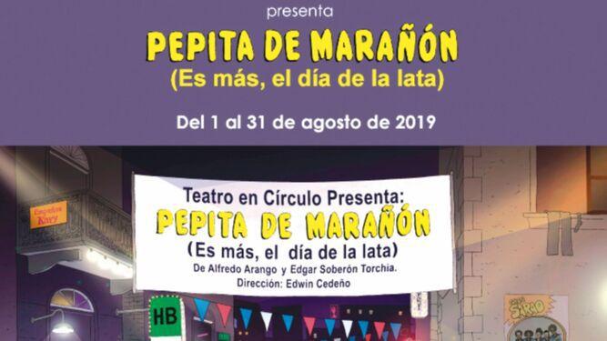 'Pepita de Marañón.... (es más, el día de la lata)'