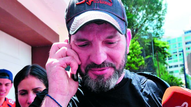 Impiden salir del país a Guillermo Ferrufino por caso de lavado
