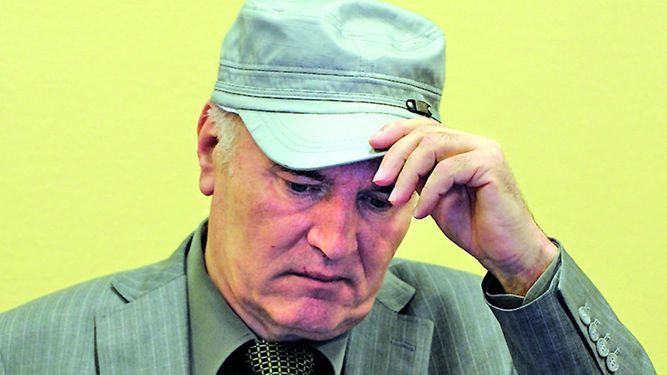 Ratko Mladic sabrá su futuro en noviembre