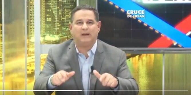 Ameglio aboga por reactivar la economía y ataca a Varela