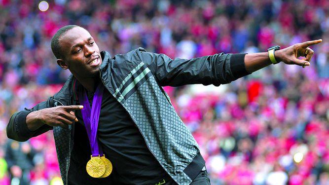Usain Bolt, el actor de su propio documental