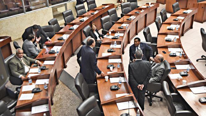 Diputados ignoran llamado del Ejecutivo