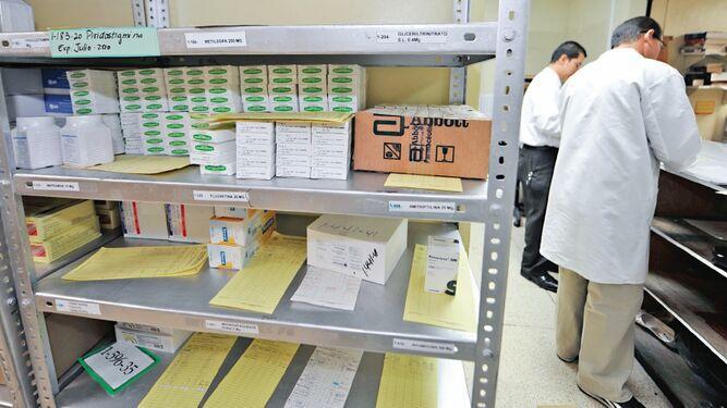 Propuesta que crea dirección de fármacos, sin definir