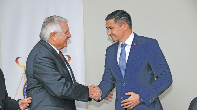 Intercambio de experiencias sobre el arbitraje internacional en Panamá