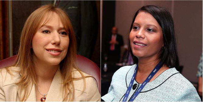 Ana Lucrecia Tovar y Zuleyka Moore, las dos apuestas del Ejecutivo para la Corte Suprema de Justicia