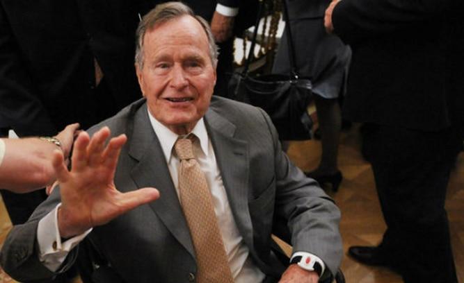 Muere el expresidente George H.W. Bush a los 94 años