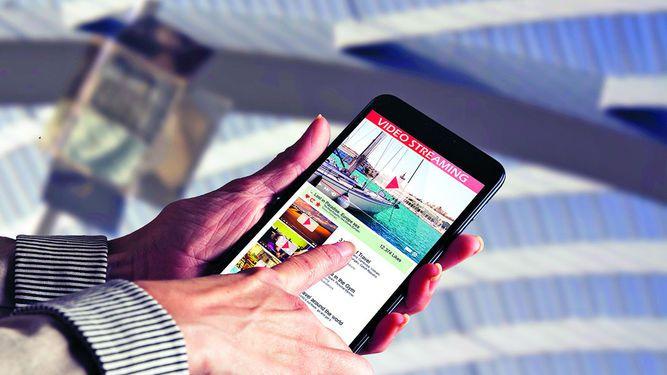 Menos 'apps' para el celular