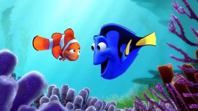 La pez Dory, más buscada que Tarzán en las taquillas