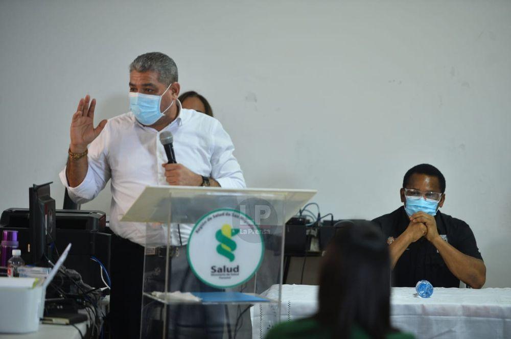 Apertura de los siguientes bloques económicos será diferente en cada área del país: Luis Sucre