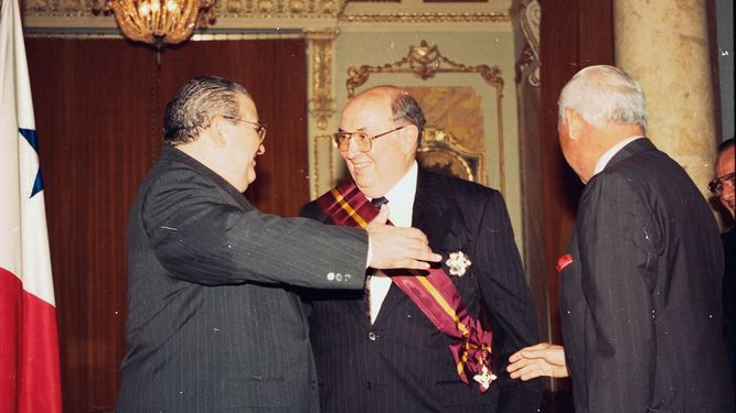 Fallece el abogado Carlos A. Mendoza
