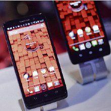 Verizon desvela nuevos modelos de teléfono Droid