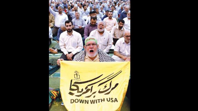 Escalada de tensiones entre Irán y EU agita el golfo