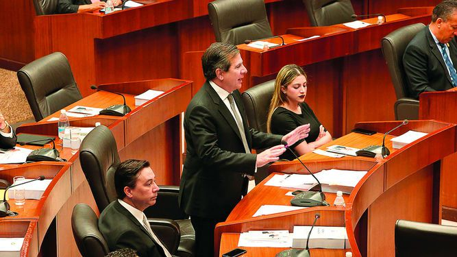Panameñistas controlarán ocho comisiones legislativas