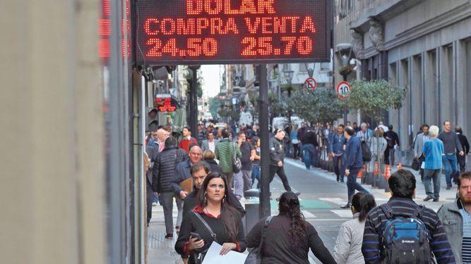 Detalles de financiamiento para Argentina, aún en discusión