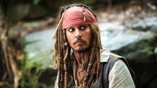 Johnny Depp, herido en Australia durante rodaje de Piratas del Caribe