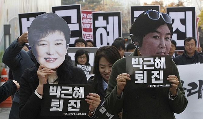 Fiscalía: presidenta surcoreana fue cómplice en caso de corrupción