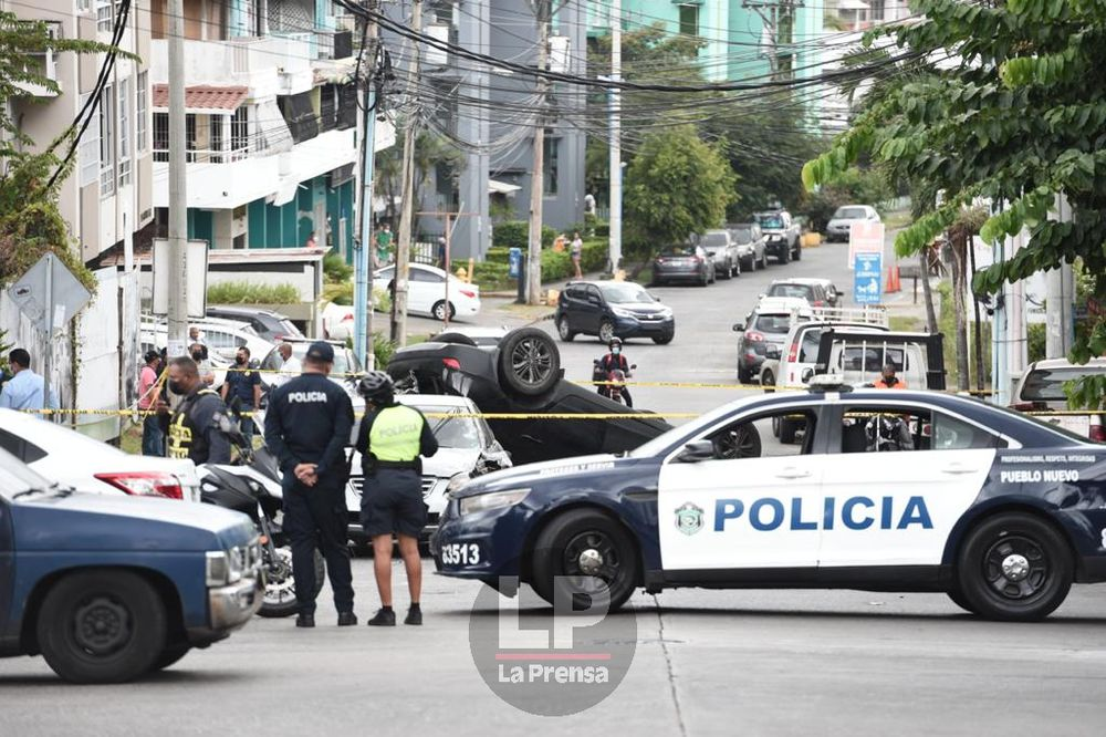 Persecución en Hato Pintado dejó un muerto; el Ministerio Público investiga