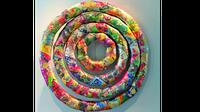 Reflexión desde el arte y reciclaje