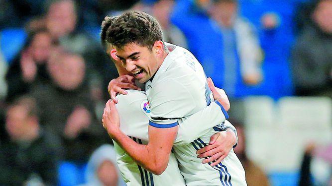 Real Madrid avanzó y Barcelona empató 1-1