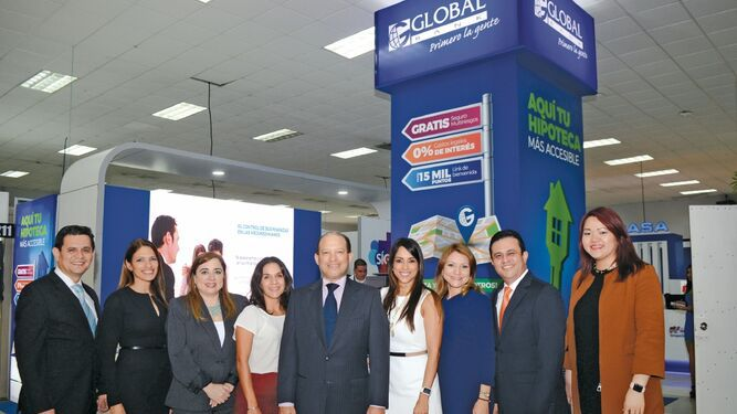 Global Bank estuvo presente en Capac Expo Hábitat 2019
