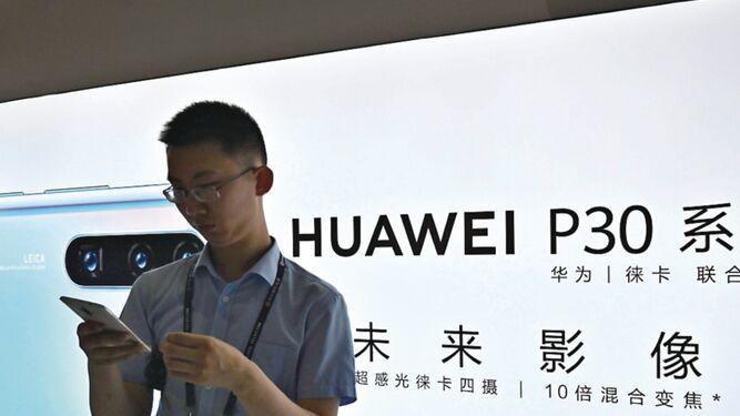 Empresas eluden bloqueo contra Huawei