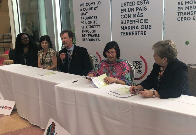 Latinoamérica impulsa adhesión a pacto por derechos ambientalistas