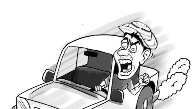 La anarquía al volante: Jorge Luis Prosperi