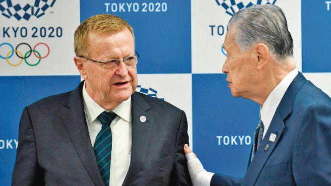 Le meten presión a la organización de Tokio 2020